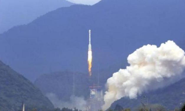 Cina, in orbita due nuovi satelliti Beidou