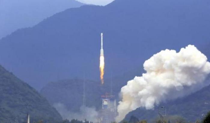 Cina, in orbita due nuovi satelliti Beidou