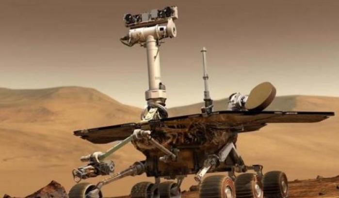 Marte, uno spiraglio per Opportunity