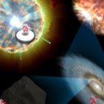 Supernove, un indizio dalle stelle cadenti