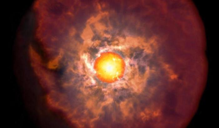 Supernove 'nuvolose'