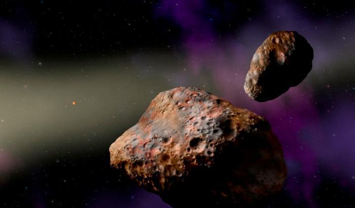 Tracce di un antico caos planetario