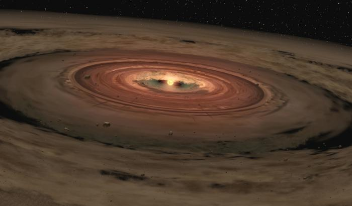 L'origine dell'acqua sulla Terra: nuova teoria