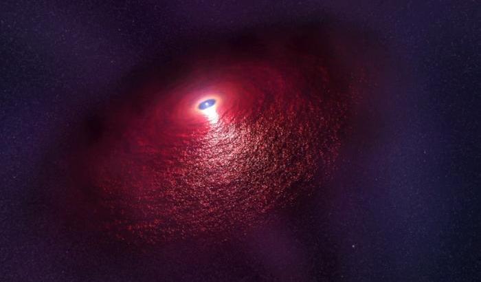 Stella di neutroni inedita per Hubble