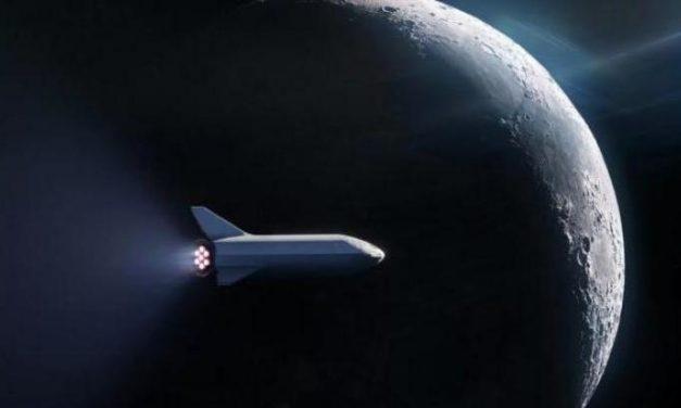 Un miliardario giapponese sarà il primo turista intorno alla Luna
