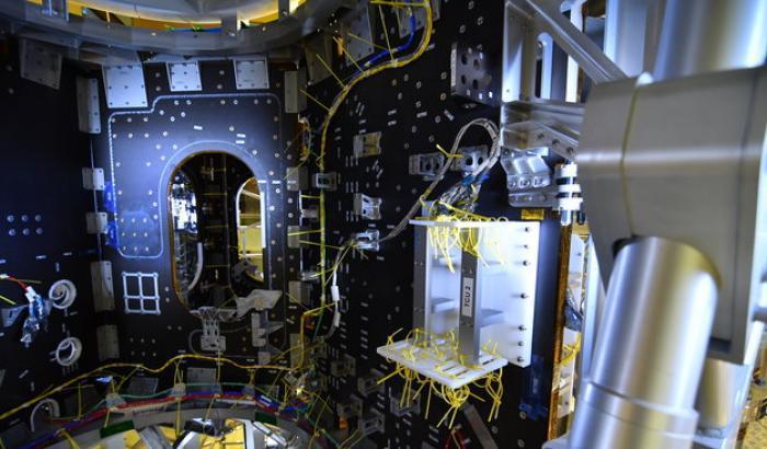 Orion, completata l'integrazione del modulo di servizio