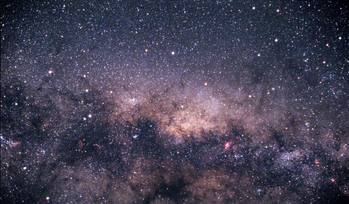 Un turbolento incontro ravvicinato nella storia della Via Lattea