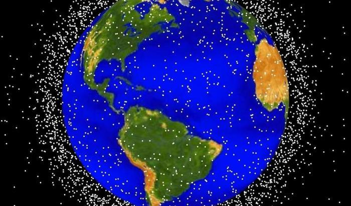 RemoveDEBRIS, testato con successo il nuovo netturbino cosmico