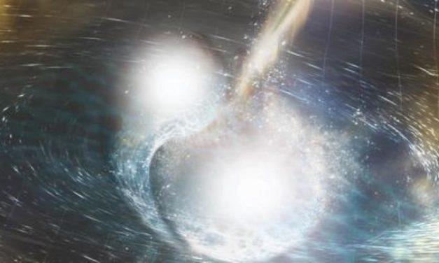 GW170817, stella di neutroni o buco nero?