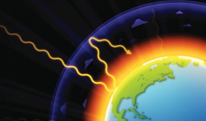 Cambiamenti climatici, nuovo studio sul vapore acqueo