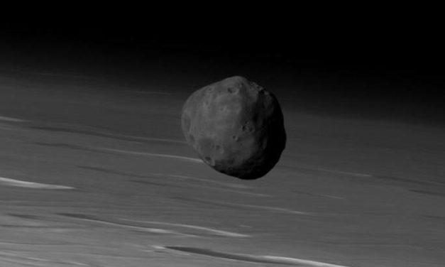 Marte e Phobos: fatti della stessa pasta?
