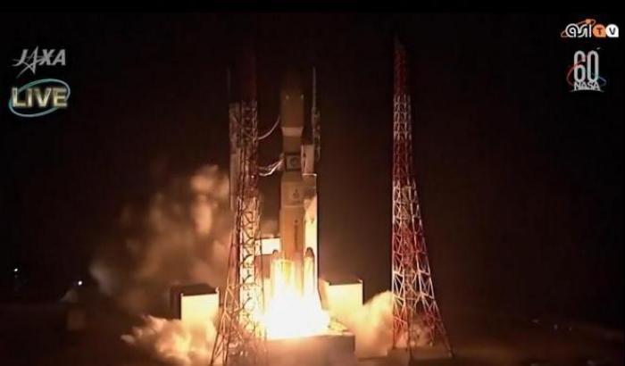 Aria nuova sulla ISS