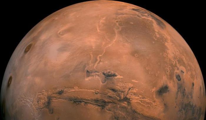 Vita sotterranea nel passato di Marte