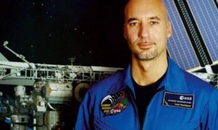 #SpaceTalk: Da Parmitano alla Luna