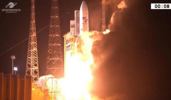 Cento lanci per Ariane 5