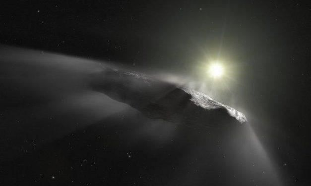 Oumuamua, trovata la possibile origine del visitatore interstellare