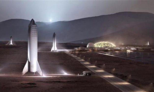 Musk nel 2028 conquista Marte, dall'Alpha alla zeta