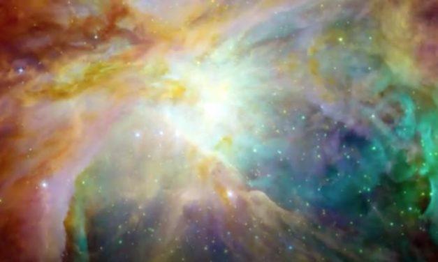 Culla stellare in 3D