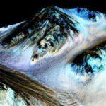 Acqua e lava su Marte