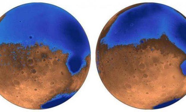 Acqua nel passato di Marte, ecco perché