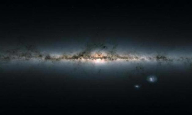 La Via Lattea non è in equilibrio