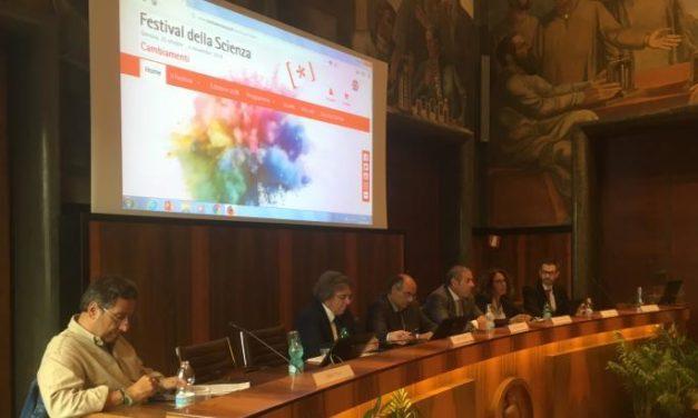 Al Festival della Scienza di Genova tira aria di Cambiamenti