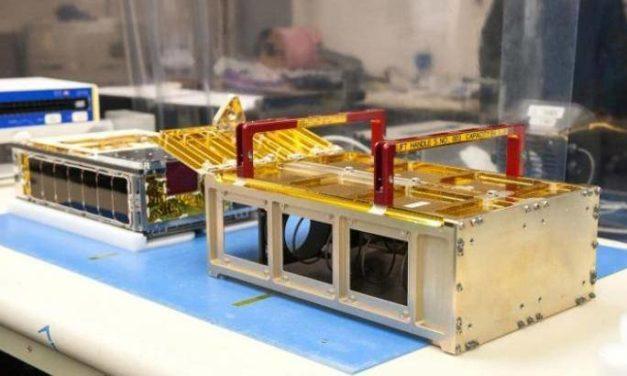 Due cubesat in viaggio nello spazio profondo