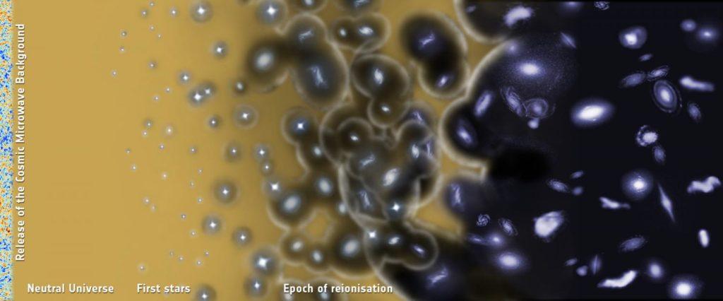 Evoluzione dell'Universo, segnali dalla Luna