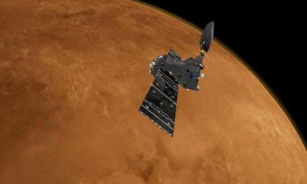 ExoMars pronta per la fase scienza