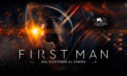 #SpazioCinema torna con First Man