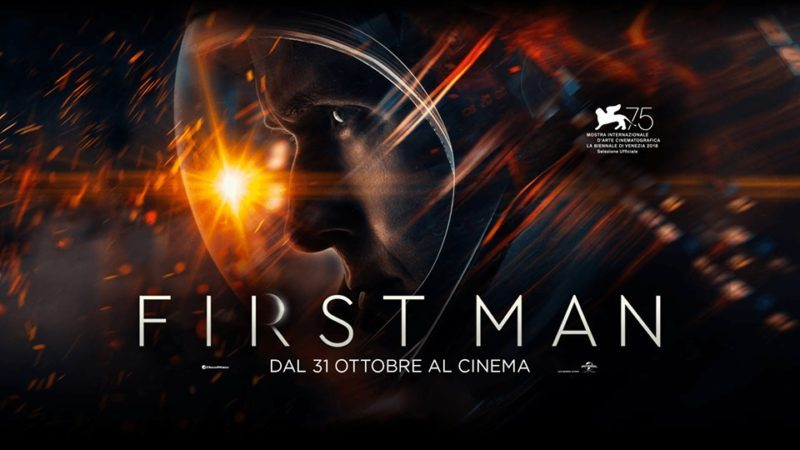 #SpazioCinema torna con First Man