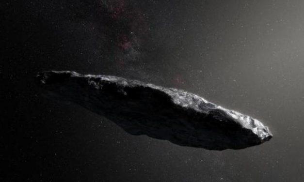 Formazione planetaria, nuova luce da 'Oumuamua