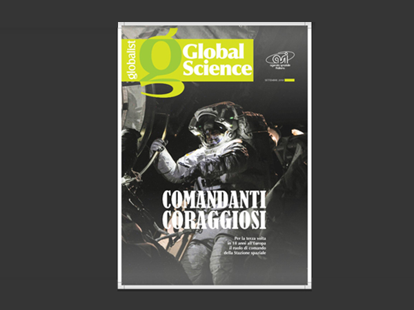 Global Science Magazine 9/2018 – Comandanti coraggiosi