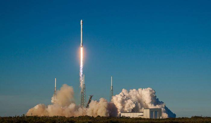 Il Broglio Space Center a supporto di SpaceX