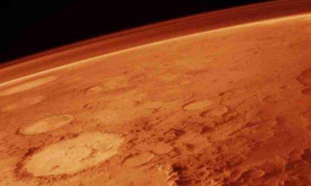 Il misterioso clima di Marte