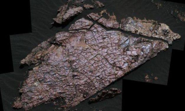 Il passato acquoso di Marte: nuove prove