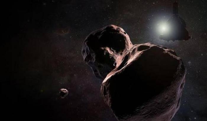 L'Ultima Thule di New Horizons
