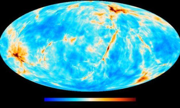 La mappa dei campi magnetici