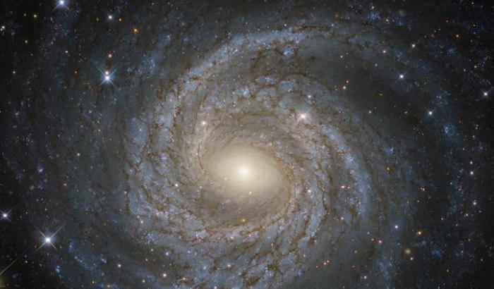 Le galassie hanno un solo ritmo