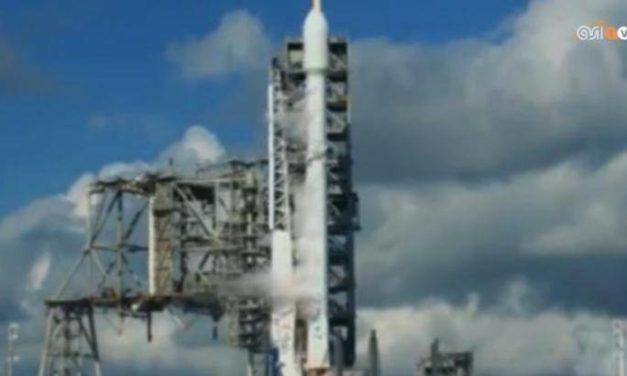 Lo shuttle segreto di SpaceX