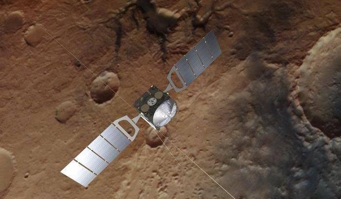 Mars Express versione 2.0