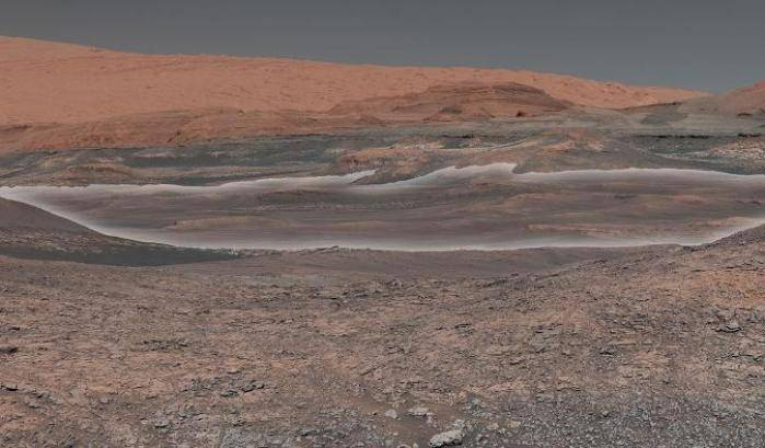 Marte, Curiosity a quota 2mila giorni