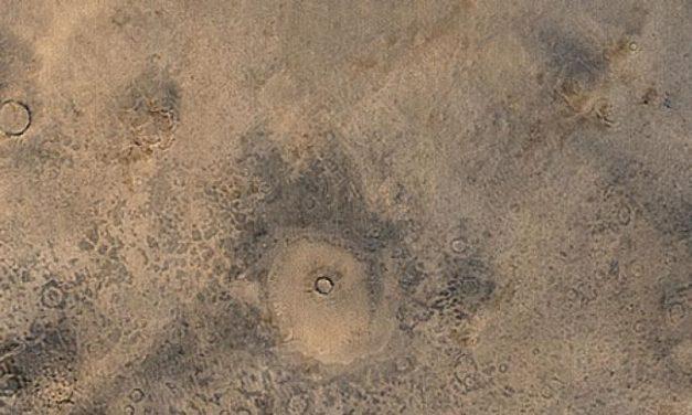 Marte, il Mro analizza il ghiaccio nelle pianure del nord