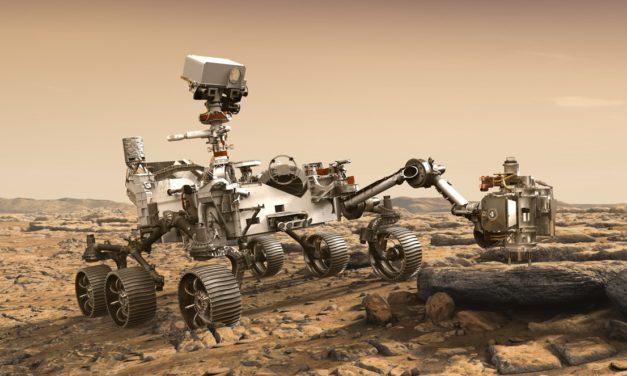 Mars 2020, non c'è tre senza quattro