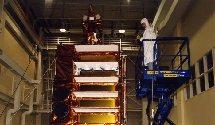 Rxte, la sonda Nasa cadrà verso la Terra il 1° maggio