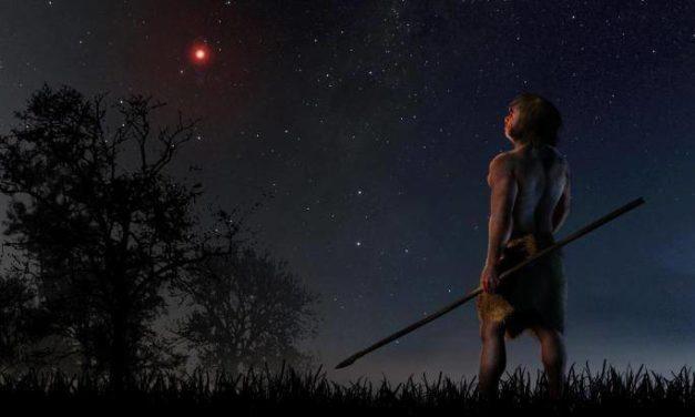 Scholz, la stella che nella preistoria cambiò il corso delle comete