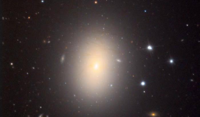 Scoperta la galassia priva di materia oscura