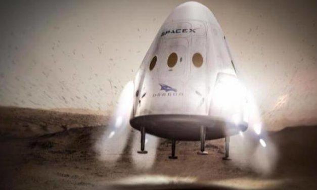 SpaceX, cambio di programma