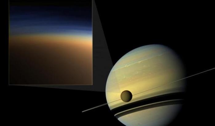 Un anello mancante nella chimica di Titano