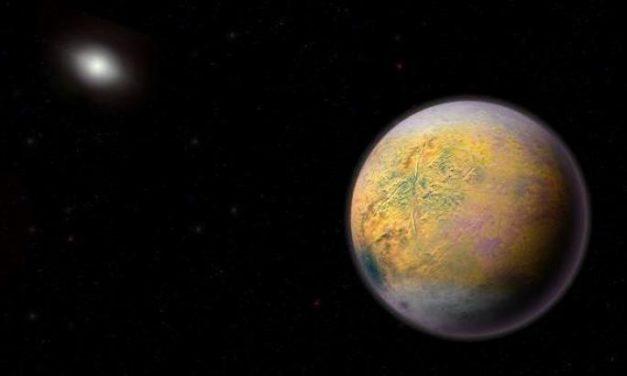 Un passo verso Planet 9